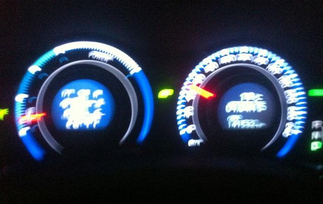 המהירות המותרת לנסיעה בכבישי איילון