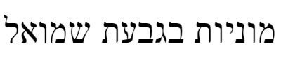 מוניות גבעת שמואל